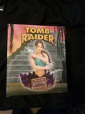 Rare Tomb Raider Lara Croft - Varner Eidos Bust Statue 2001 mini bust