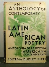 Dudley Fitts. An Anthology of Contemporary Latin-American Poetry.