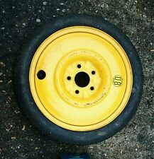"""MAZDA 6  2008-2014 16"""" SPACE SAVER SPARE WHEEL  FAST AND FREE P&P"""