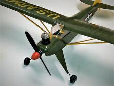 VINTAGE COX L-4 GRASSHOPPER CONTROL LINE U/C PLASTIC MODEL AIRPLANE NEVER USED