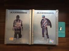 BIGBANG - 5th Mini Album ALIVE All member's 5EA Steel Metar Cover NEW G-DRAGON
