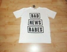 BAD NEWS BABE oversived summer t-shirt size UK 18 Primark BNWT