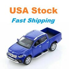 Mercedes-Benz X-Class, Pick Up Truck, Kinsmart, Diecast Toy Car, 5'', 1:42