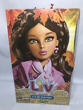 """RARE New In Box Spin Master Liv Doll Alexis """"Its My Nature"""" + Accessories"""