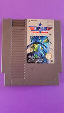 TOP GUN the Second Mission / jeu Nintendo NES / PAL B FRA