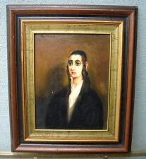 A Judaica Painting Signed Libermann