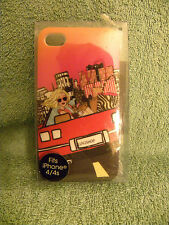 NWT Apt 9 Kohls Luv 2 Shop i Phone Case Cover- iPhone 4 4s City Diva Dog! - EB13