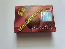 1995 Topps Stadium Club Basketball Members Only Box Set w/Jordan, Kidd, Hill #1