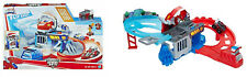 Flip Racers Chomp and Chase Raceway - Playskool Heroes Transformers Rescue Bots