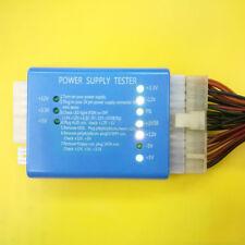 EG_ PC Computer 20/24 Pin PSU ATX SATA HD Power Supply Tester High Quality Graci