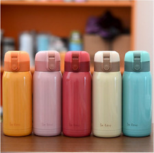 Mini thermos stainless steel vacuum cup lamp portable children kettle coffee cup