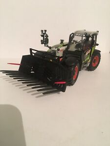 Mde 10ft Triton Buckrake 1/32 Scale To Suit Britains Universal Hobbies Wiking