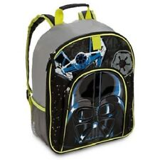 STAR WARS DARTH VADER SCHOOL BOOK BAG BACKPACK PADDED STRAPS POCKETS ROGUE ONE