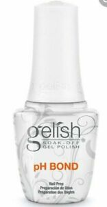 Harmony Gelish pH BOND Nail Prep Dehydrator Soak-Off Gel Polish NEW 2020 - UK
