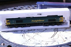 OO GUAGE LOCO'S  VARIOUS MAKERS. BACHMANN CLASS 66 66610 DCC FREIGHTLINER MINT