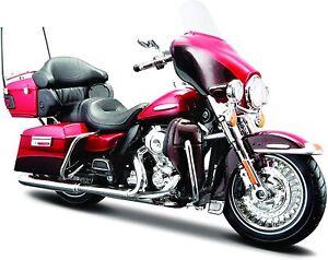 Maisto Modèle de Moto Harley Davidson FLHTK Electra Glide Ultra Limitée '13 1: