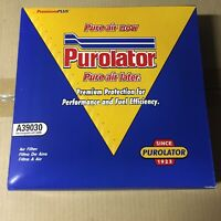 Purolator A39030 Air Filter For Ford Festiva 91-94 Mazda 121 87-02 Ryco A496