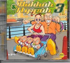 V/A - Hakkûh & Flippûh 3 CD Album 17TR Happy Hardcore 1997 (MECADO) Holland