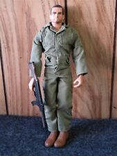 Vintage 1996 Pawtucket Hasbro G I Joe Action Figure Military Doll