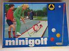 TECHNOFIX 324 MINIGOLF Mini Golf Vintage 1960s Game West Germany Boxed Rare