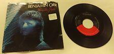 Benjamin Orr ~ Stay The Night ~ Elektra ~ STE69506 ~ 45RPM Record