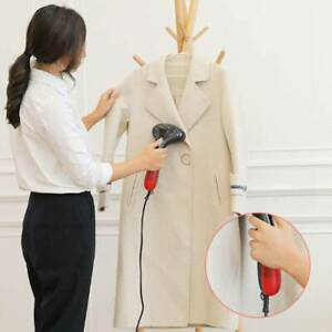 1500W Handheld Clothes Steamer Garment Portable Fabric Steam Heat Iron UK