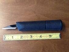 """Woodcarving knife Get a Grip handle by Tom Ellis 1 1/2""""blade"""