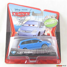 Disney Pixar Cars 2 Alex Vandel - Chase  No. 45