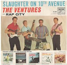 VENTURES--PICTURE SLEEVE ONLY--(SLAUGHTER ON 10th AVENUE)--PS--PIC--SLV