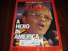 time magazine Nelson mandera 2 july 1990