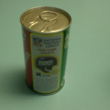 NEW YORK GIANTS CANADA DRY GINGER ALE CAN - BO