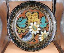 Plateau Royal Gouda peint à la main avant cuisson modèle 5110 / 35 Lotea