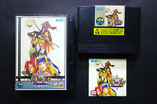 LAST BLADE 2 SNK Neo Geo AES Excellent.Condition JAPAN