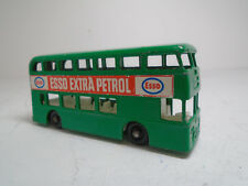 LESNEY1966  MATCHBOX #74 DAIMLER DOUBLE DECKER BUS, ORIGINAL EXCELLENT CONDITION