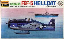 VINTAGE Fujimi 1:48 Scale Grumman F6F-5 Hellcat Model Kit NEW! SEALED BOX! RARE!