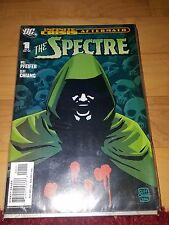 The Spectre: Infinite Crisis Aftermath #1-3 full set by Pfeifer & Chiang DC 2006