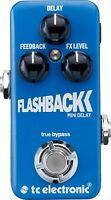 TC Electronic Flashback Mini Delay Guitar Effects Pedal!