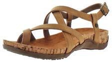 Buckle Slingbacks Medium (B, M) Synthetic Sandals & Flip Flops for Women