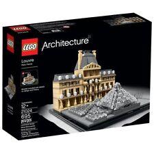 LEGO Architecture - Rare - 21024 Louvre - New & Sealed