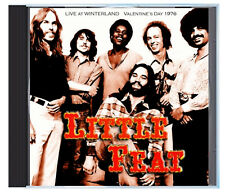 LITTLE FEAT w/ Lowell George, 1976 LIVE at Winterland, on CD