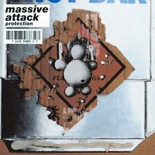 Massive Attack Protection Unique LP First Press Wbrlp2 UK 1994