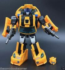 Bumblebee Transformers & Robot Action Figures without Packaging