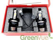 H7 LED Headlight Bulbs Conversion Kit-Adjustable Beam, 9600lm 6000K Cool White