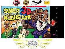 Super 3-D Noah's Ark PC & Mac Digital STEAM KEY- Region Free