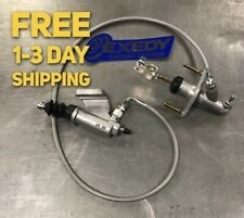 EM1 Clutch Master Cylinder Upgrade & Stainless line for 2006-2011 Honda Civic SI