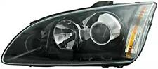 HELLA Ford Focus II 2 2004-2008  Xenon Black Headlight Front Lamp Left