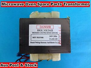 Microwave Oven Spare Parts Transformer Replacement MDT-7023FMR (C701)