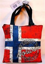 Robin Ruth small canvas bag with Norwegian flag
