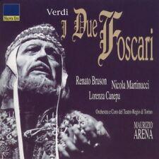 Verdi I Due Foscari Orchestra e Coro del Teatro Regio di Torino Arena