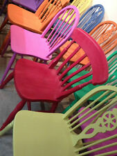 Solid Wood Vintage/Retro Chairs